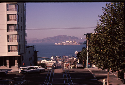 San Francisco, Oct 1960